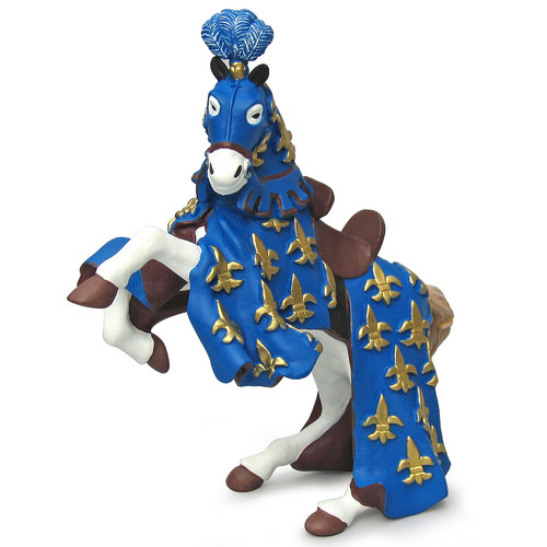 Prince Phillip Blue Horse