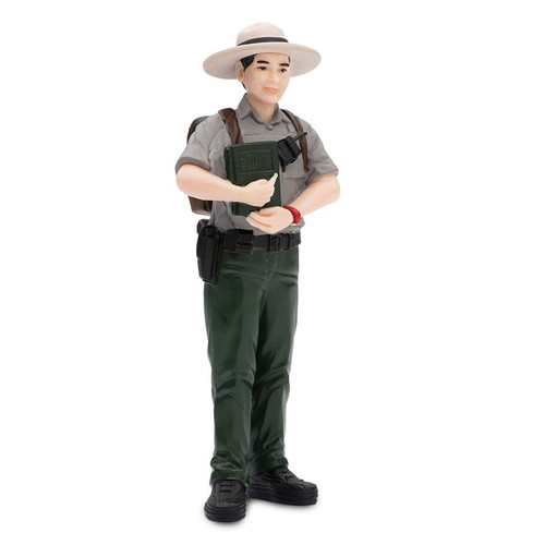 Jim the Park Ranger