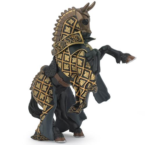 Knight Bull Horse