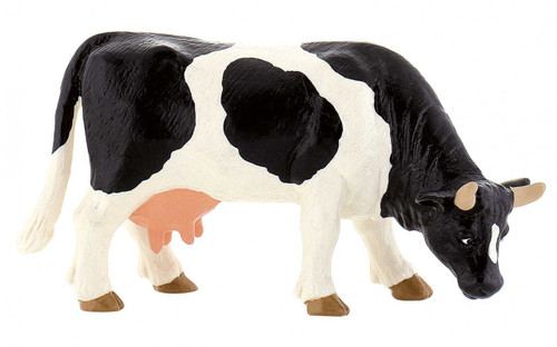 Black and White Cow Liesel