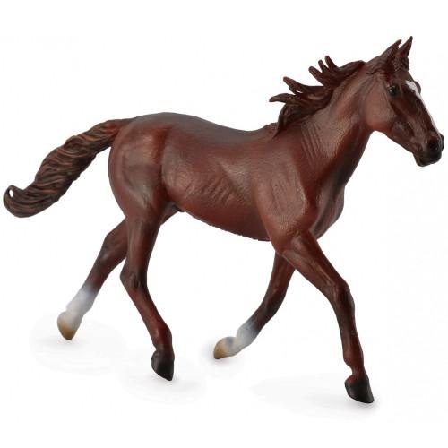 Standardbred Pacer Stallion Chestnut CollectA