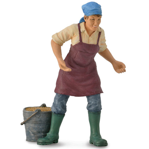 Farmer Female CollectA