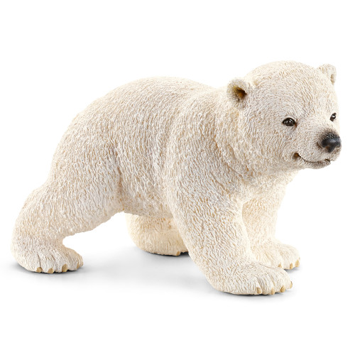 Polar Bear Cub walking Schleich