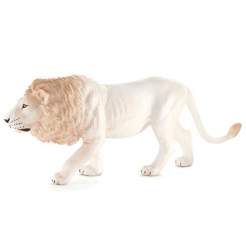 Lion Male White Mojo