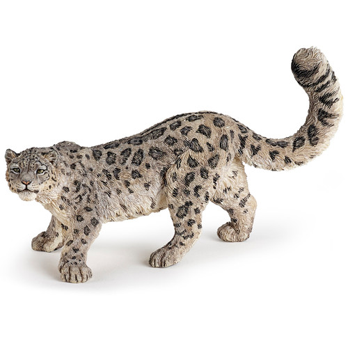 Snow Leopard Papo