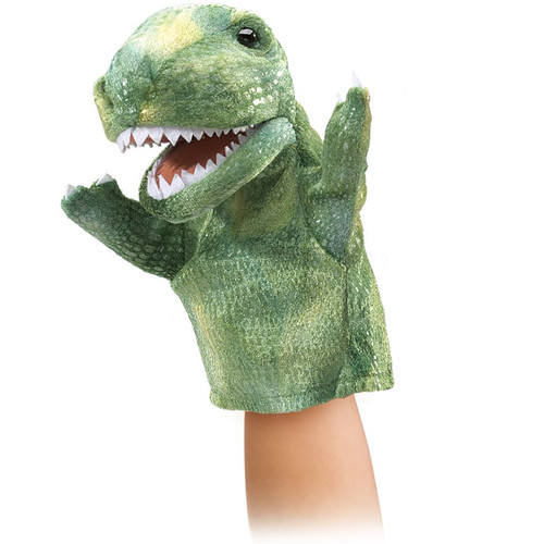 Little Tyrannosaurus Rex Puppet