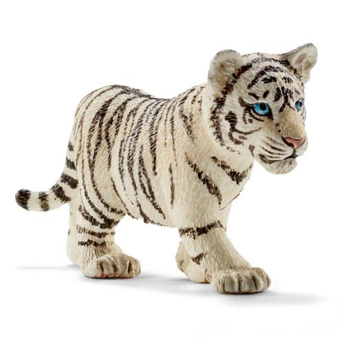 Tiger Cub White Schleich