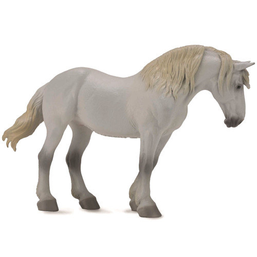 Percheron Mare Grey CollectA