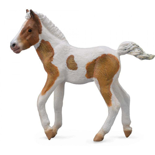 Dartmoor Hill Foal Skewbald CollectA