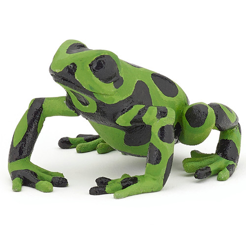 Equatorial Frog Green Papo