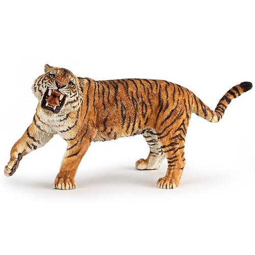 Tiger Roaring Papo