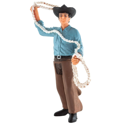 Cowboy with Lasso 2015