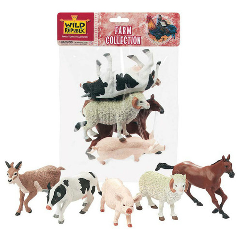 Farm Animals Polybag