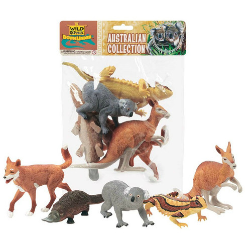Australian Animals Polybag
