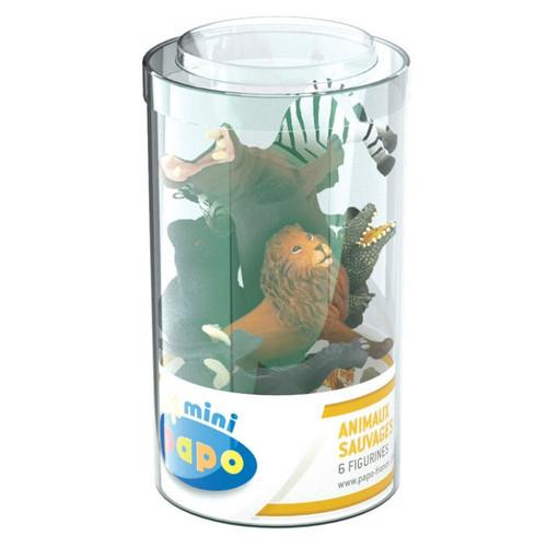 Mini Tubs Wild A Papo