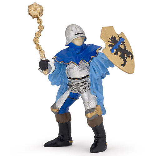 Officer with Mace Blue
