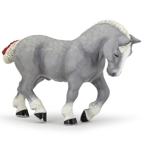 Percheron Grey