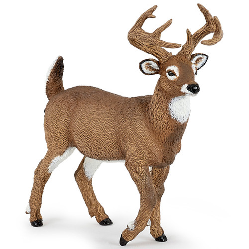 White Tailed Deer Papo