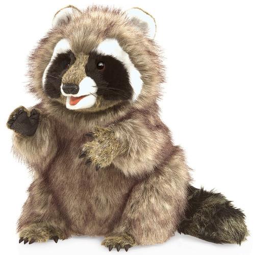 Raccoon Puppet