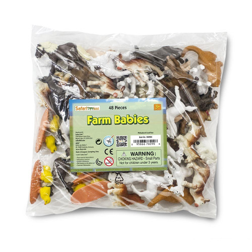 Farm Babies Bulk Bag 48pc