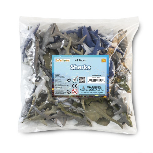 Sharks Bulk Bag 48pc