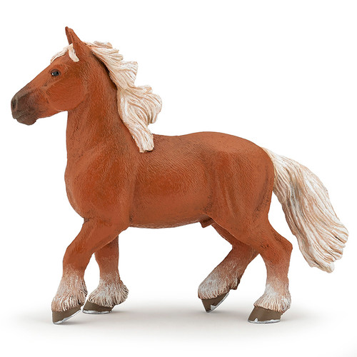 Comtois Horse Papo