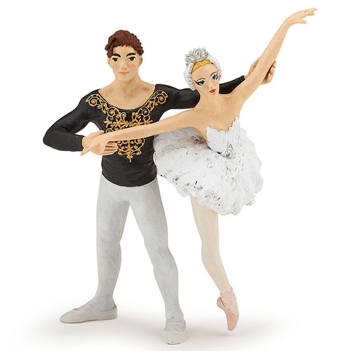 Ballerina with Partner