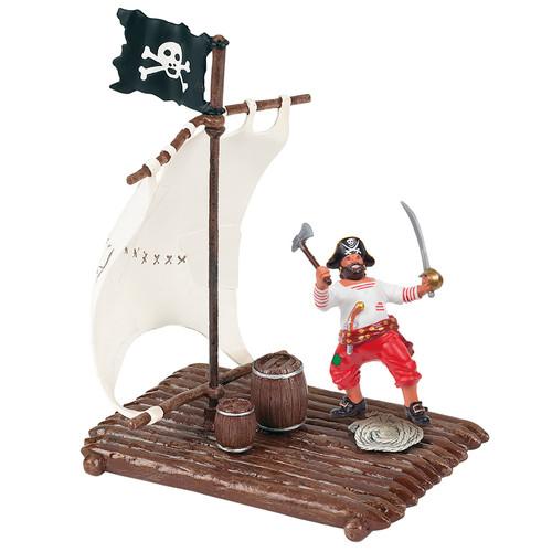 Pirate Raft Papo