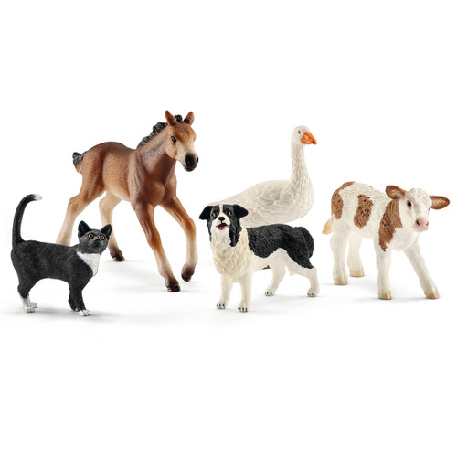 Assorted Farm World Animals