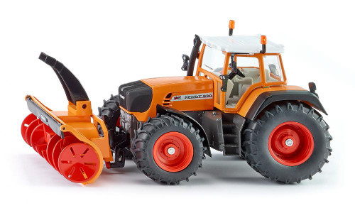Tractor with Snow Cutter 1:32 Scale