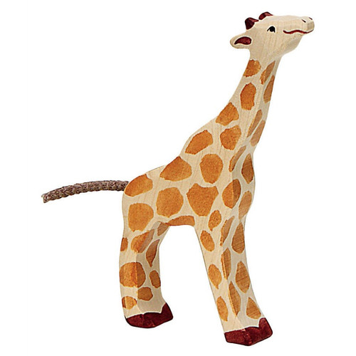 Giraffe Baby Holztiger