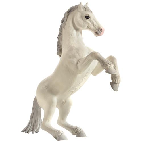 Mustang White Mojo