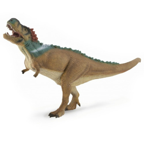 T-Rex Feathered Roaring Deluxe Scale