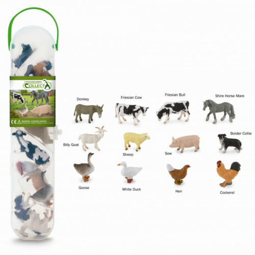 Farm Animals Tube