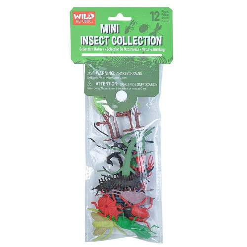 Mini Polybag Insects