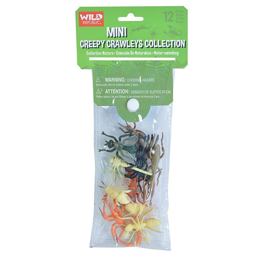 Mini Polybag Creepy Crawlies