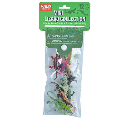 Mini Polybag Lizards