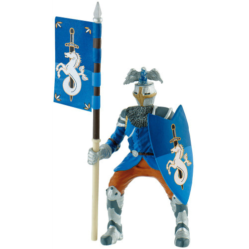 Tournament Knight Blue