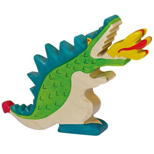 Green Dragon Holztiger