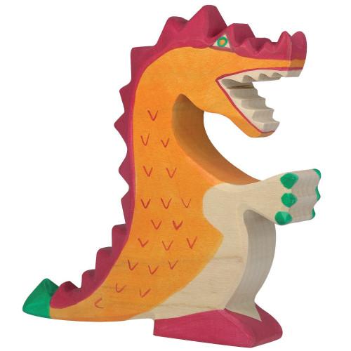 Red Dragon Holztiger