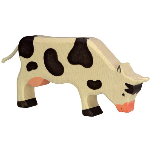 Cow Grazing Holztiger