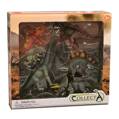 Prehistoric Life Gift Set 6pc