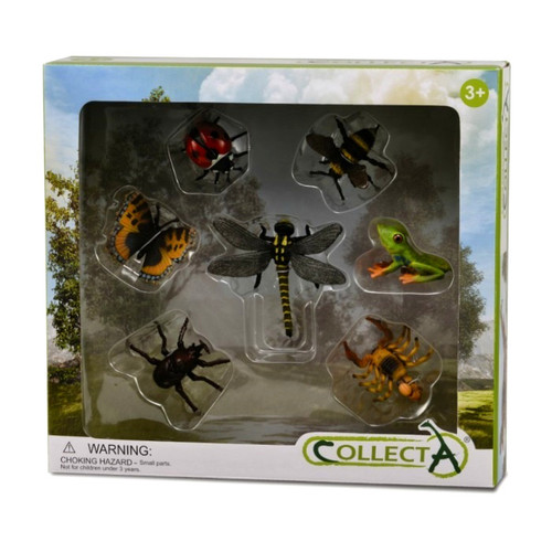 Insect Gift Set 7pc