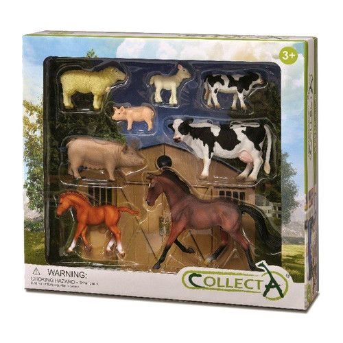 Farm Life Gift Set 8pc