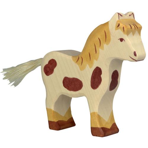 Pony Holztiger