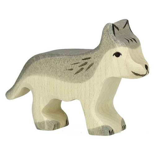 Wolf Small Holztiger