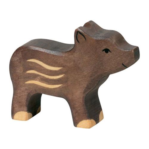Young Boar Holztiger