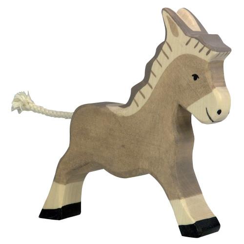 Donkey Running Holztiger