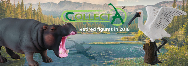 Retired CollectA for 2018 | MiniZoo Blog