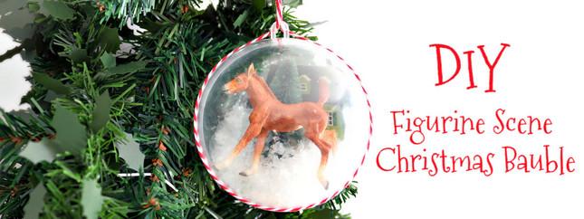 DIY Christmas Baubles | MiniZoo Blog